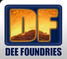 Dee Foundries logo